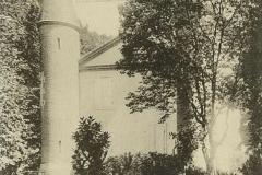 Le château de Bayles - Boé