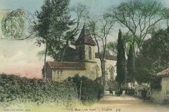 L'église de Boé Village