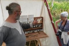 Découverte des épices et de l'art de vivre à l'époque médiévale